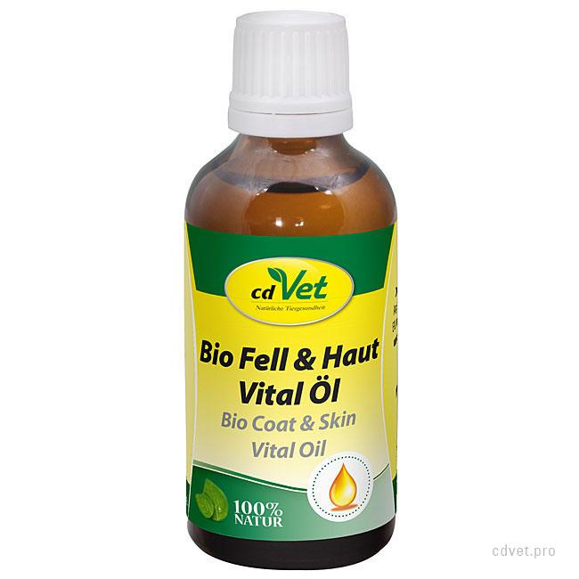 Био-масло для кожи и шерсти