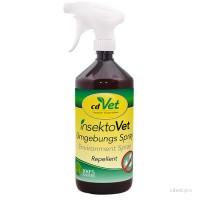 ИнсектоВет Спрей-очиститель от насекомых