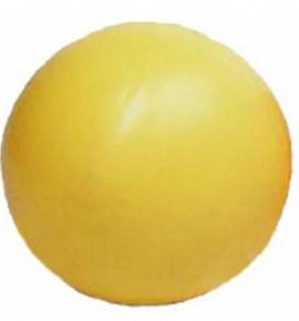Мяч непрыгающий желтый