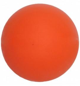 Мяч непрыгающий оранжевый