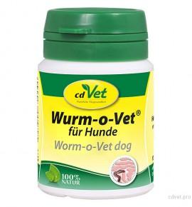 Ворм-о-Вет против глистов для собак (до 20кг)