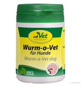 Ворм-о-Вет против глистов для собак (более 20кг)