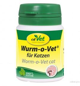 Ворм-о-Вет против глистов для кошек