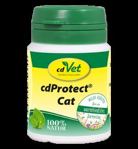 cdПротект для кошек (Против глистов для кошек)